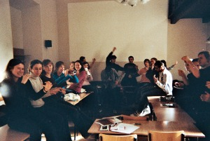 Administration students at the Jagiellonian University (2006 - 2008)