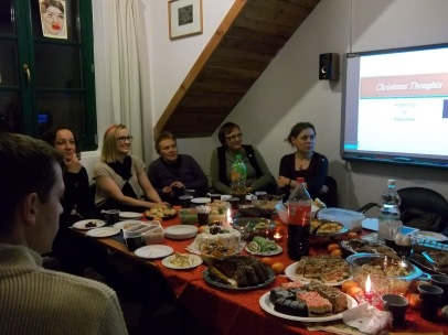 Kliny Christmas Talk - 14.12.12 - 11