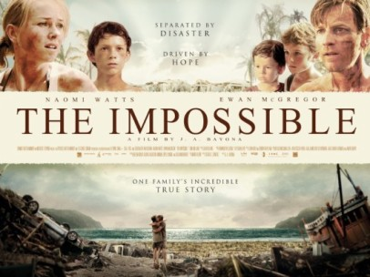 The Impossible - UK Poster