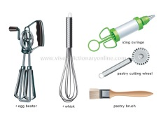 Kitchen Utensils 2